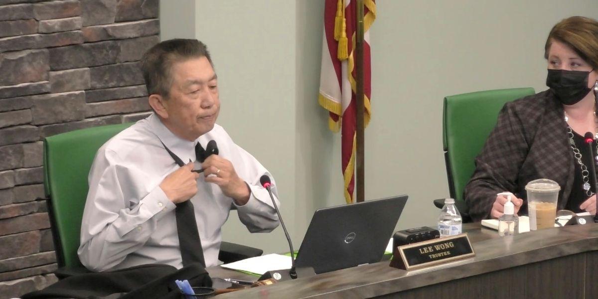 Lee Wong, el funcionario que mostró sus cicatrices para denunciar el creciente odio anti-asiático en EE.UU.