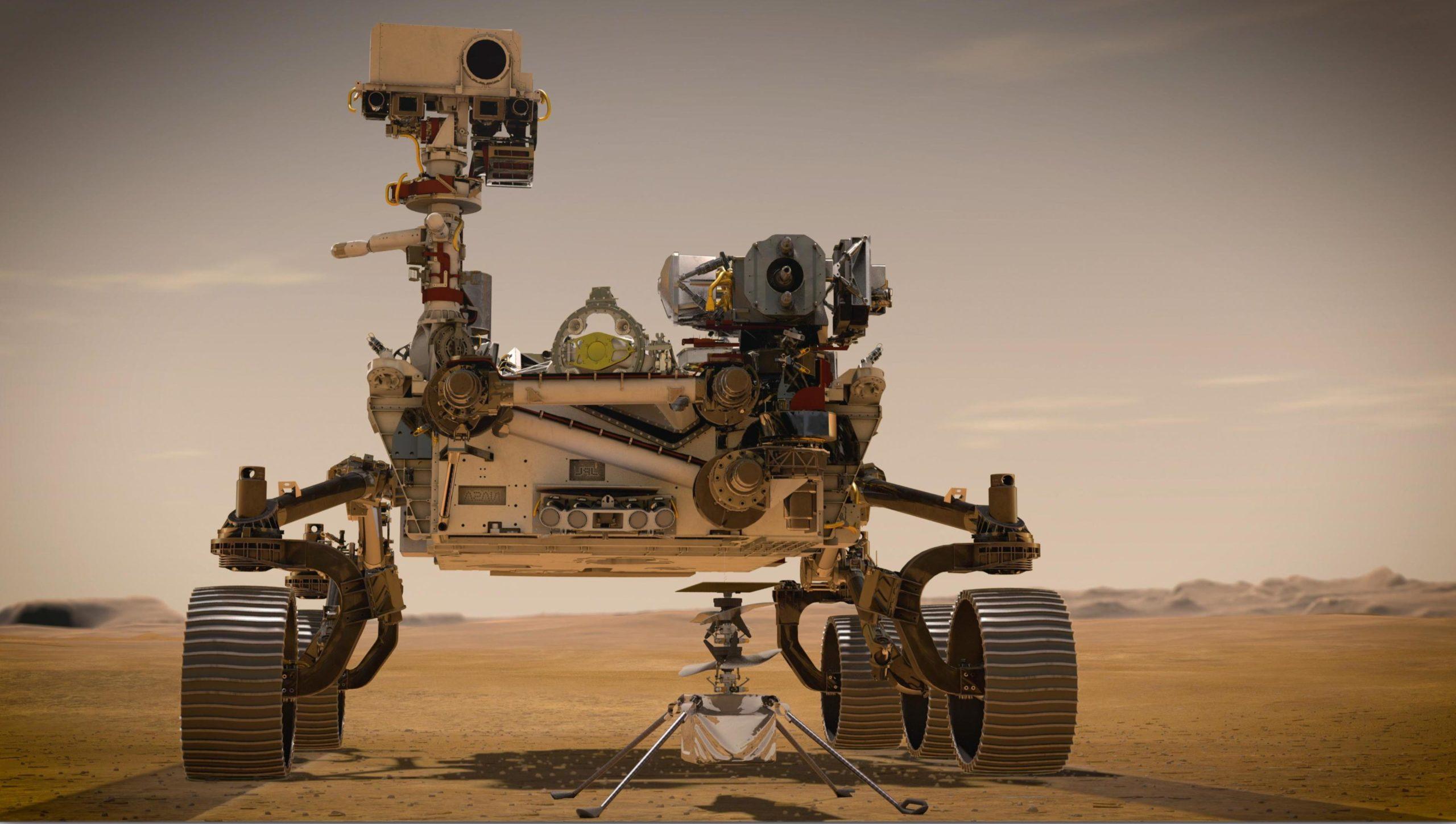 ¿Qué significado tiene el número que la NASA grabó en el perseverance?