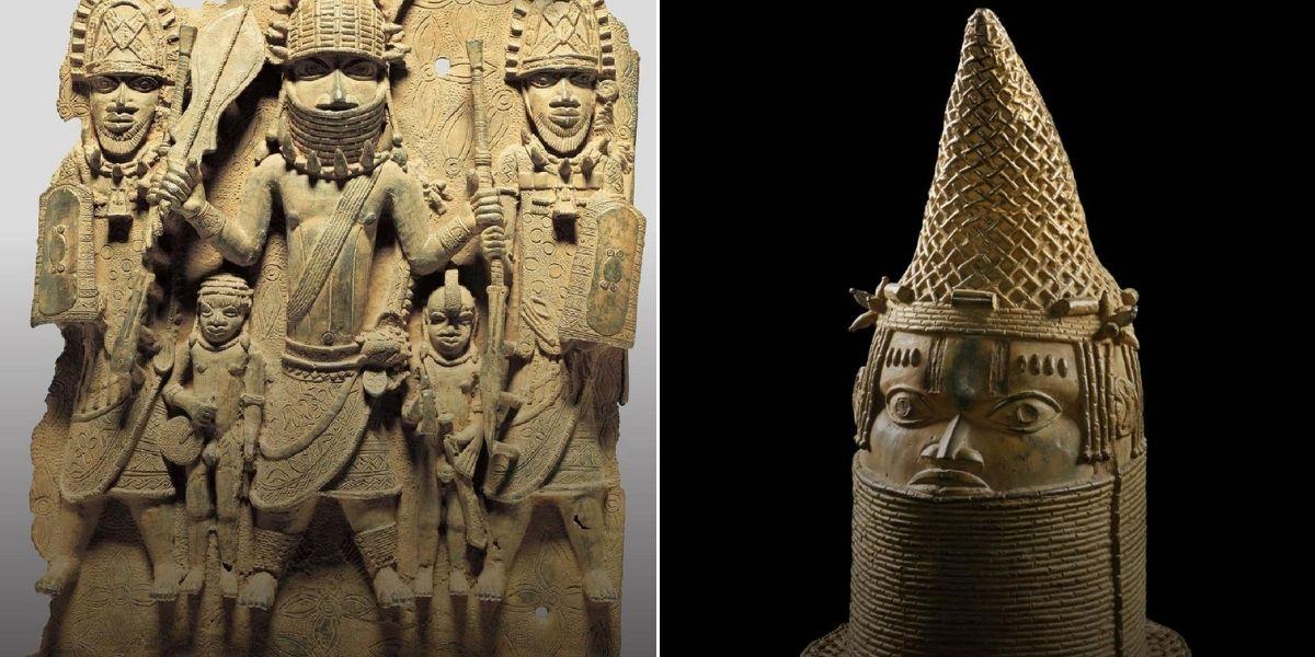 Alemania devolverá los objetos de arte saqueados de Nigeria en el siglo 19