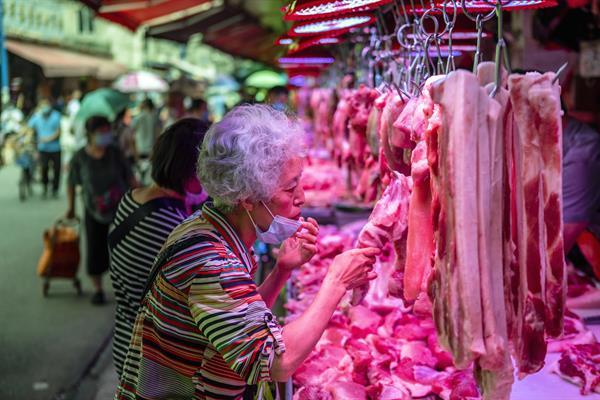 Consumo de animales salvajes desciende en China