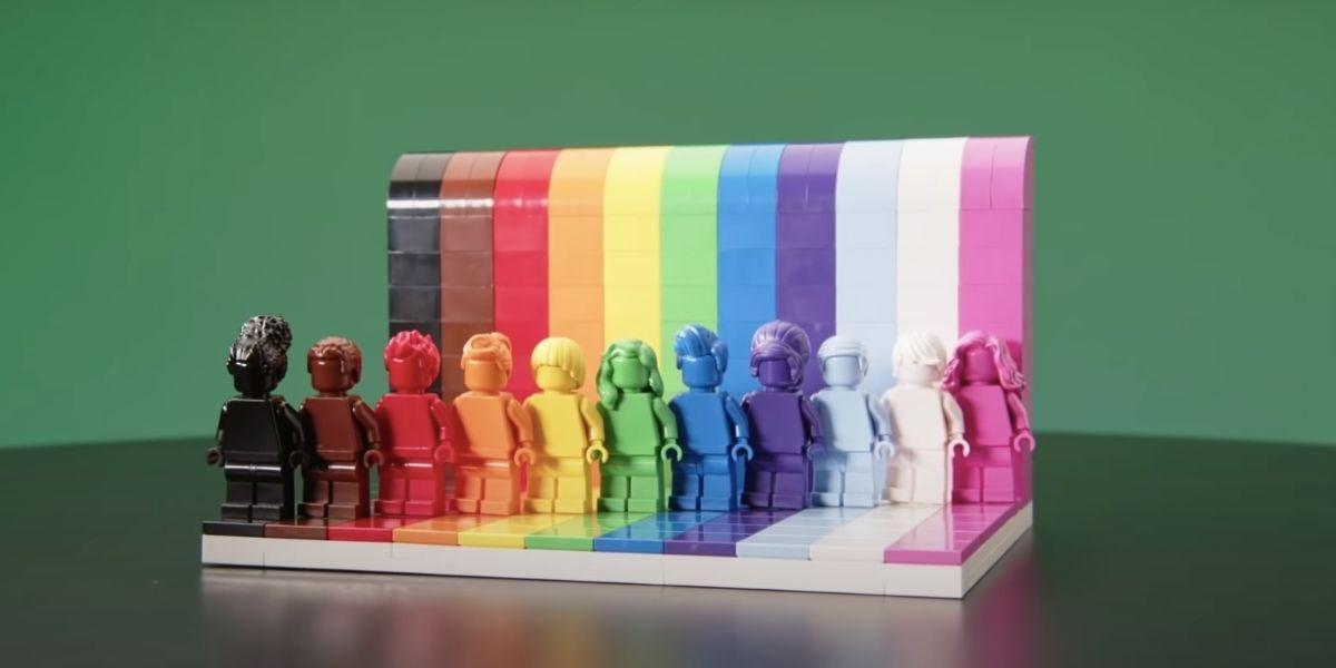 «Todo el mundo es fabuloso»: LEGO celebra a la comunidad LGBT+ con un nuevo set