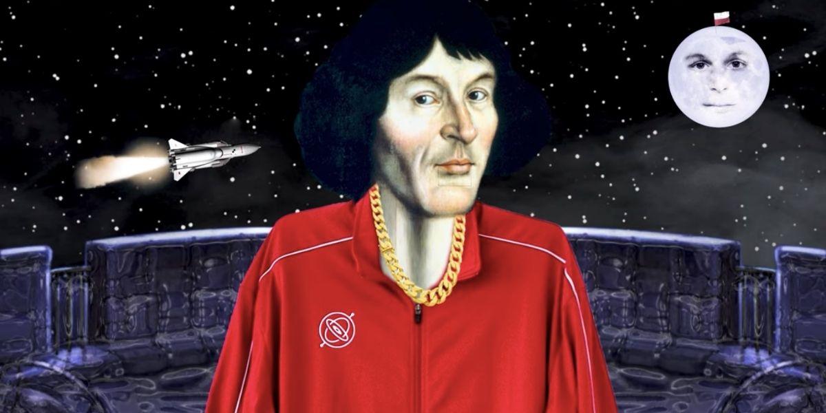 'No te creas el centro', el nuevo hit de Copérnico y Galileo Galilei pa' bailar alrededor del sol
