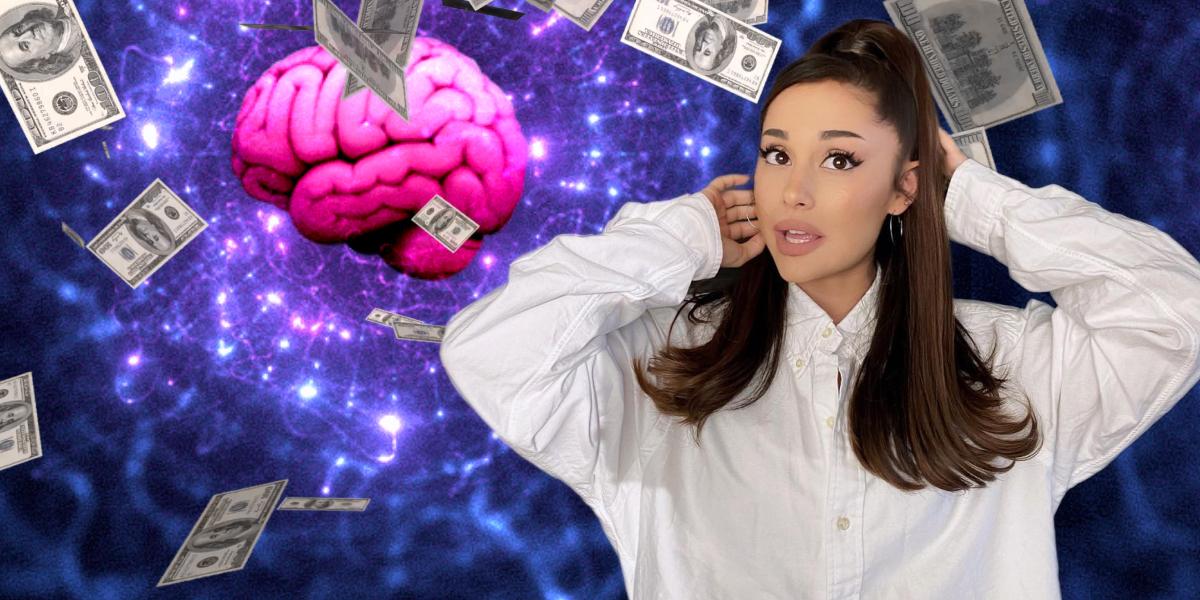 Ariana Grande donó dos millones de dólares para que tomes terapia y cuides tu salud mental