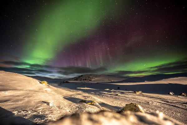 por qué se forman las auroras boreales