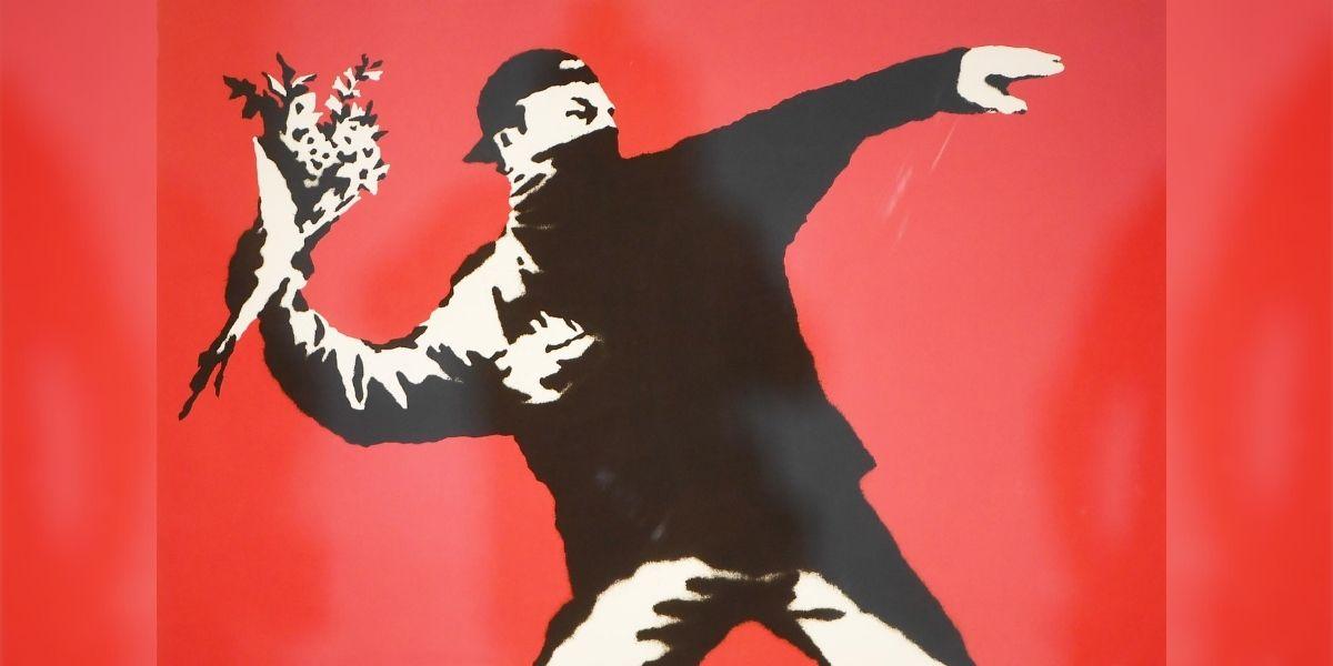 Banksy perdió los derechos de seis obras por negarse a revelar su identidad
