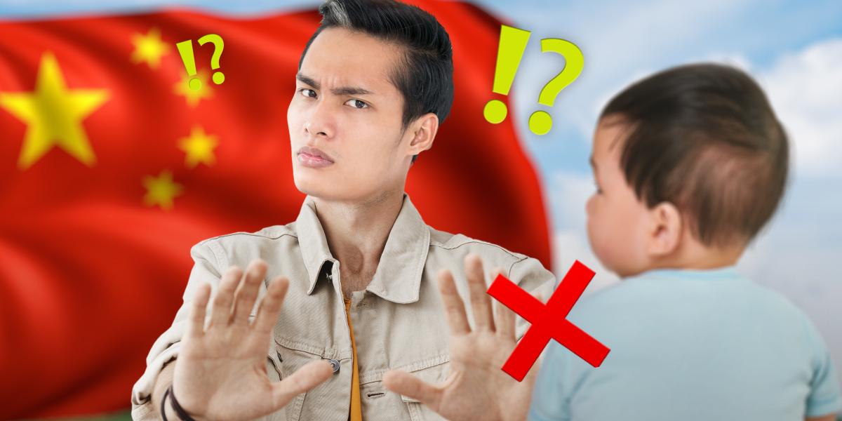 China autorizó hasta 3 hijos por familia, pero cada vez más hombres prefieren la vasectomía
