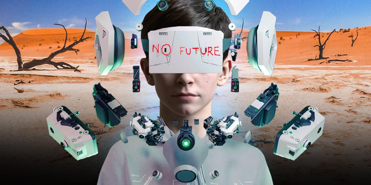 ¿De qué sirve la educación si no tenemos «futuro»?