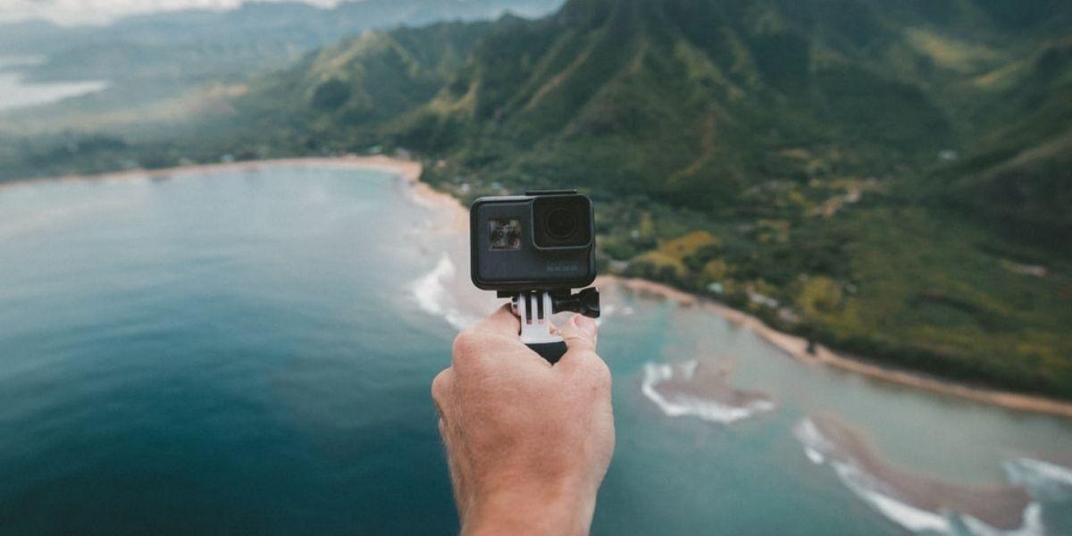 Esta cámara GoPro se perdió hace cinco años y grabó su extraña historia