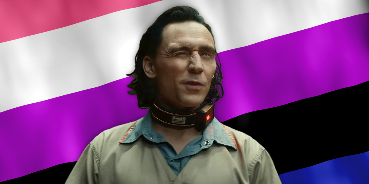 Marvel confirmó que Loki será un personaje de género fluido en su nueva serie