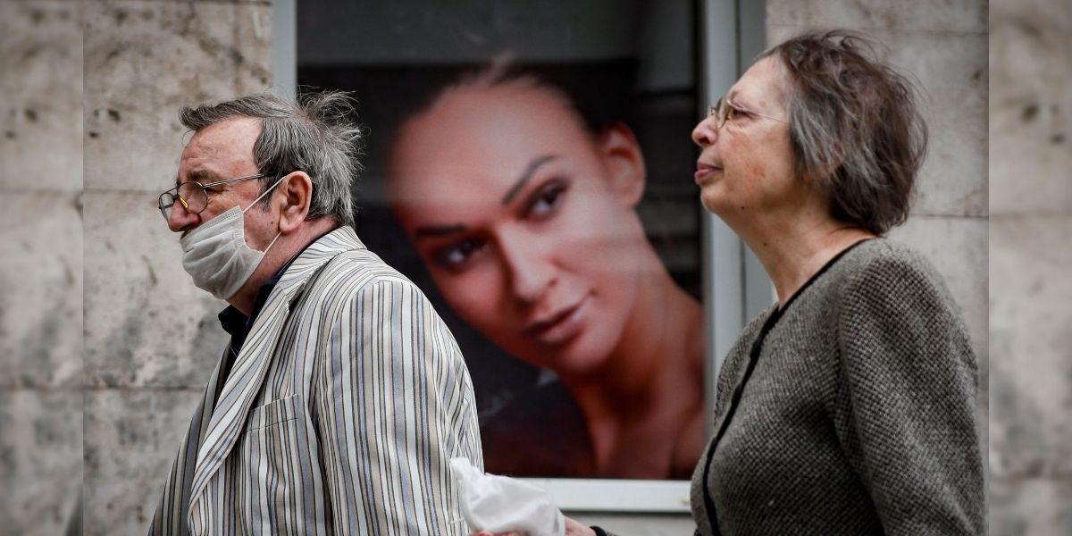 Algunos países de Europa han empezado a decirle adiós al cubrebocas