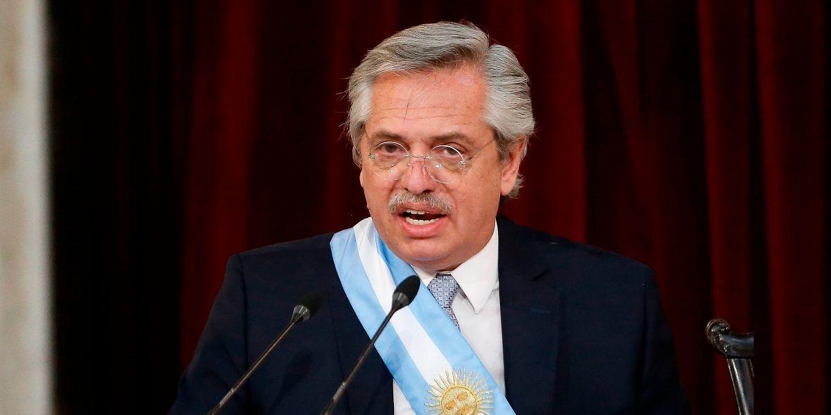 La polémica frase del presidente Alberto Fernández sobre el origen de los brasileños, los mexicanos y los argentinos