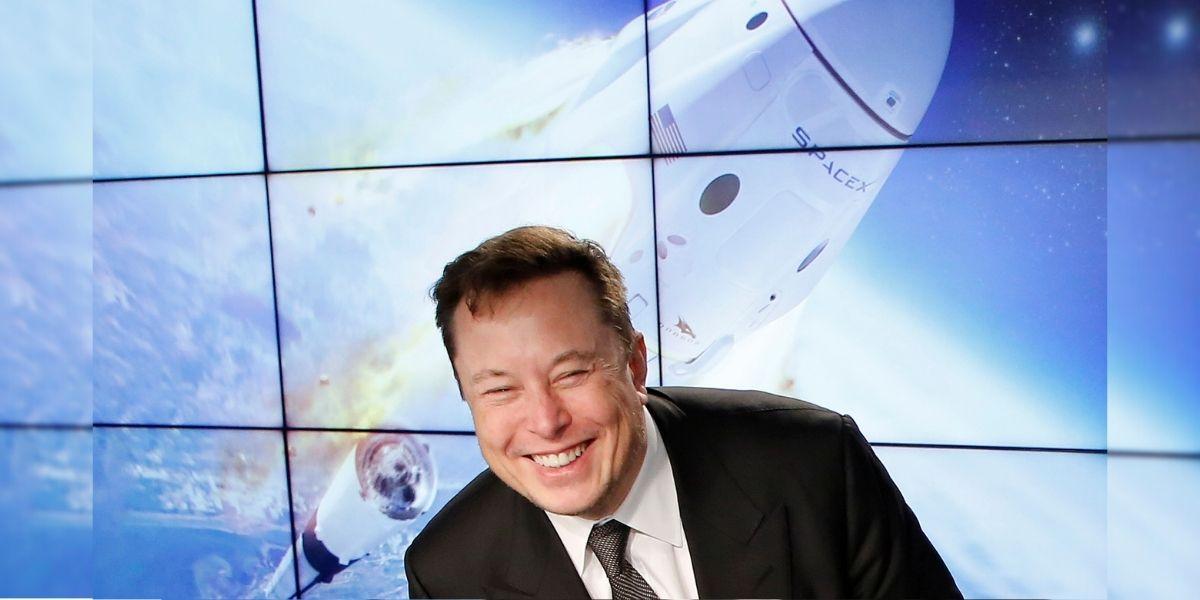 SpaceX envió calamares bebés y tardígrados al espacio