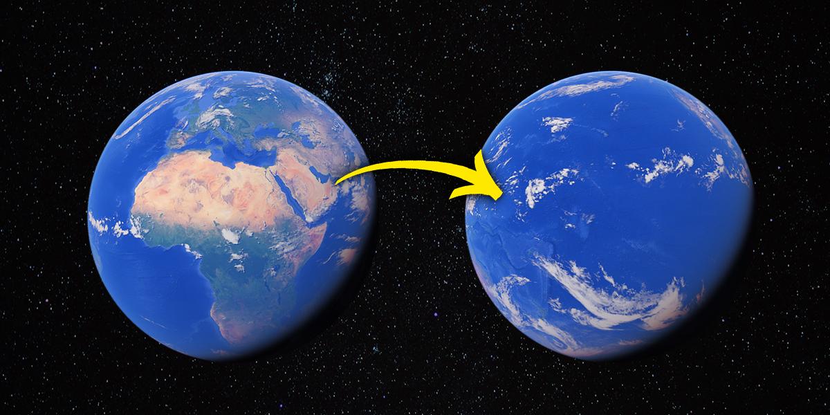 NASA alerta de inundaciones récord en la Tierra por un 'temblor' en la órbita de la Luna