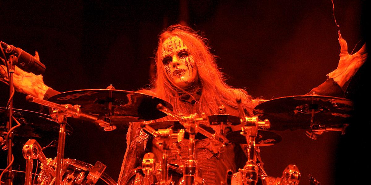 Muere Joey Jordison, el baterista original de Slipknot, a sus 46 años