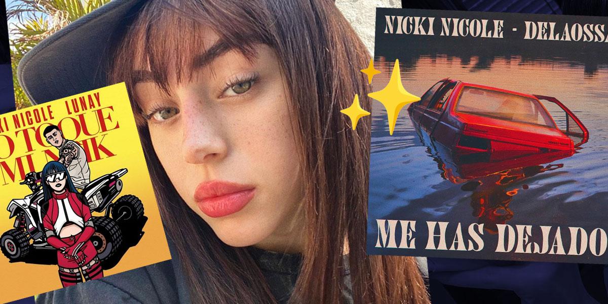 Nicki Nicole: «El odio en las redes sociales es algo que deberíamos cuidar»