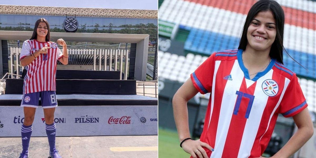 Una futbolista recibió un juego de ollas como 'premio' por ser la mejor de la cancha