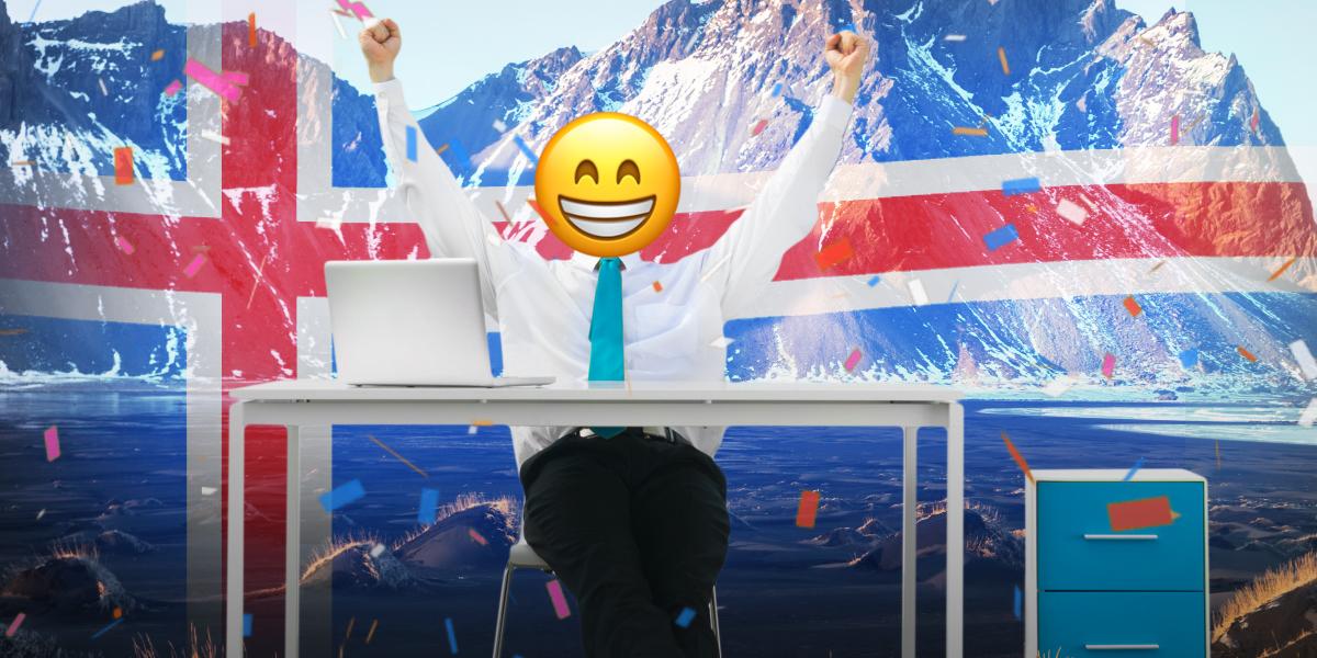 En Islandia probaron la semana laboral a cuatro días y el resultado ha sido un éxito