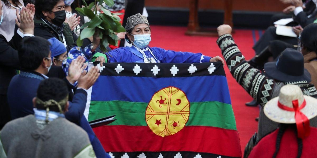 Una mujer indígena mapuche liderará la redacción de la nueva constitución en Chile