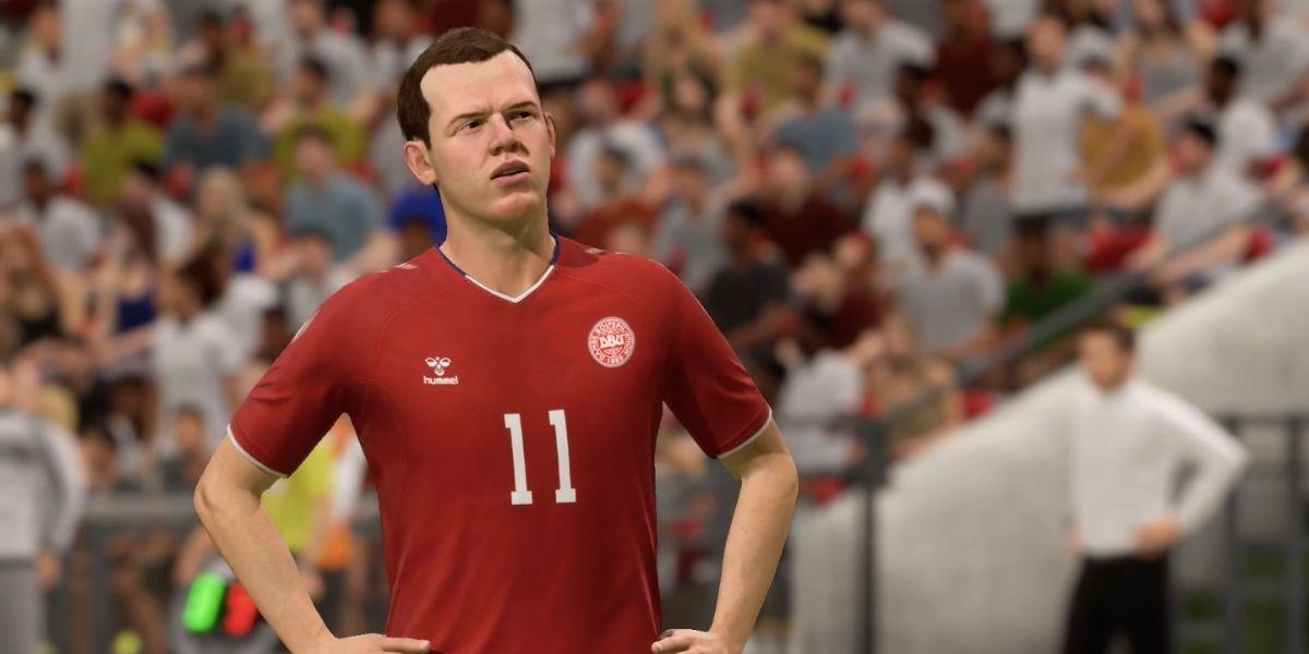 Este hombre vio la mitad de un partido de FIFA pensando que era uno de la Euro