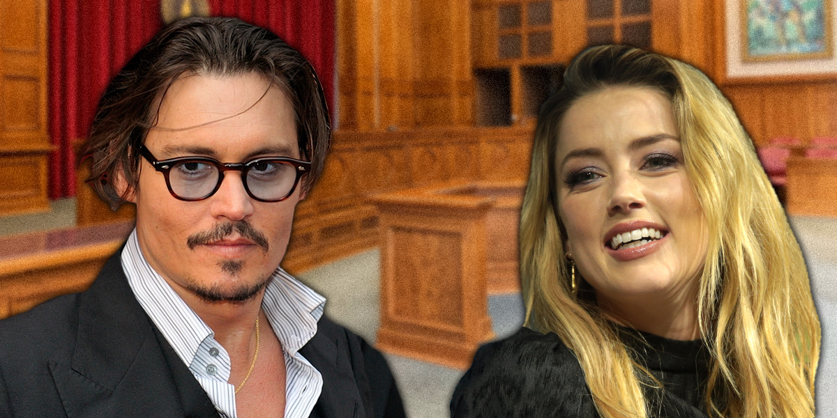 Johnny Depp se anota una pequeña victoria legal contra Amber Heard