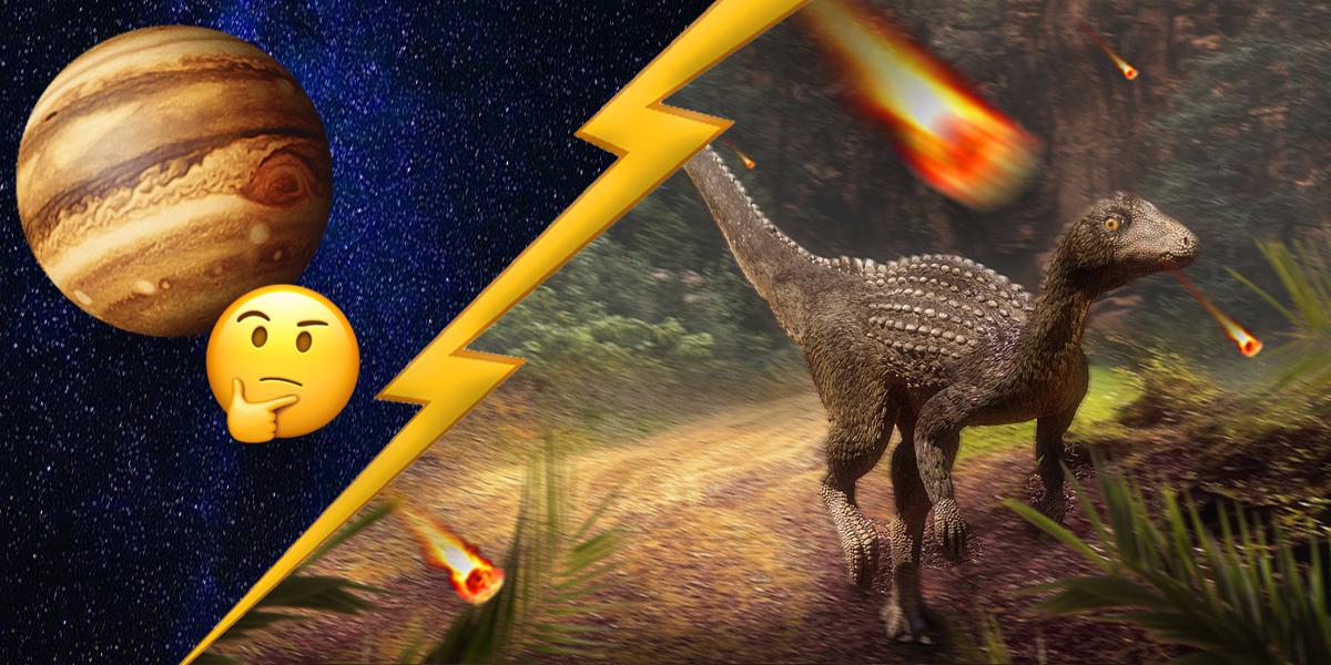 ¿De dónde vino el asteroide que aniquiló a los dinosaurios? Científicos discuten una nueva teoría