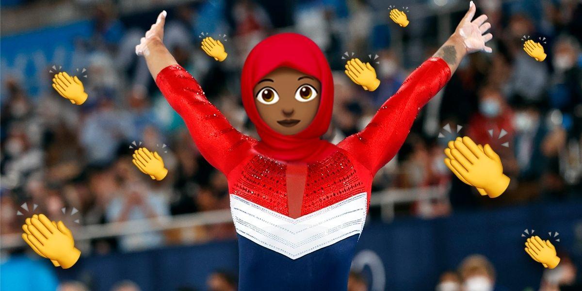 Por primera vez en la historia, la federación de gimnasia permitirá a las atletas competir con la cabeza cubierta