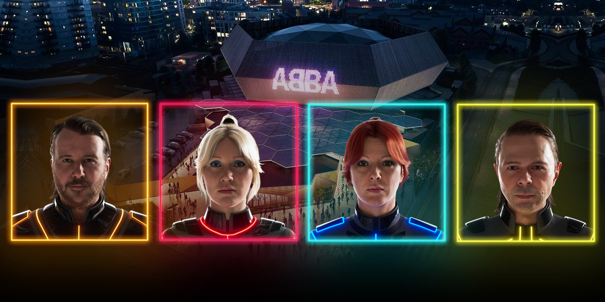 ABBA regresó 40 años después con nuevas canciones y un espectáculo de hologramas