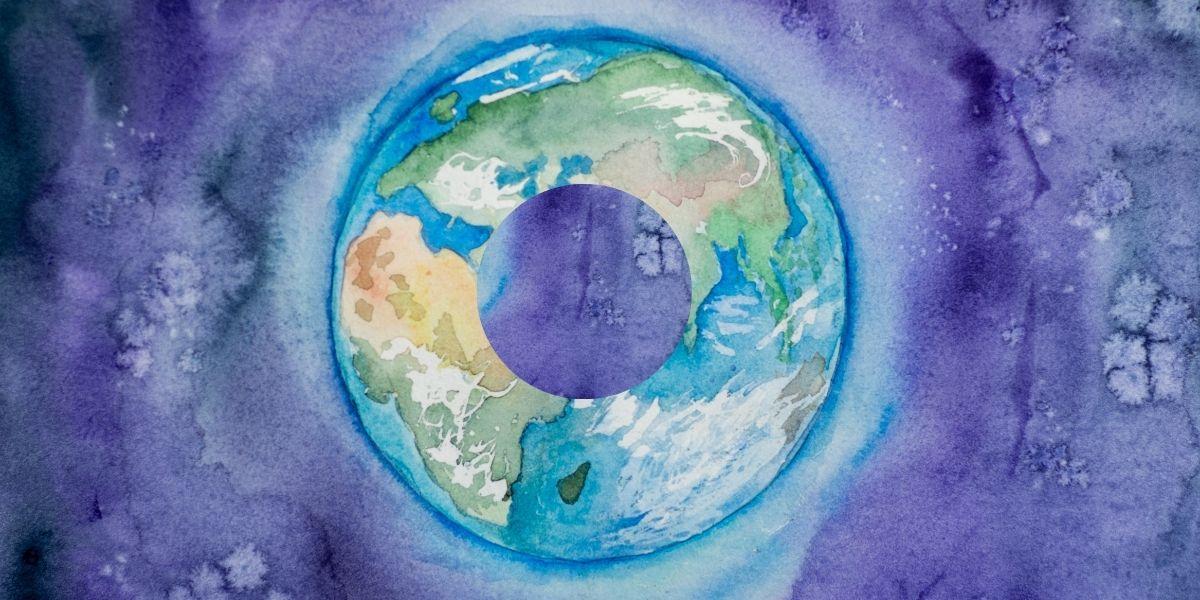 Algunas personas están convencidas que la Tierra tiene forma de rosquilla