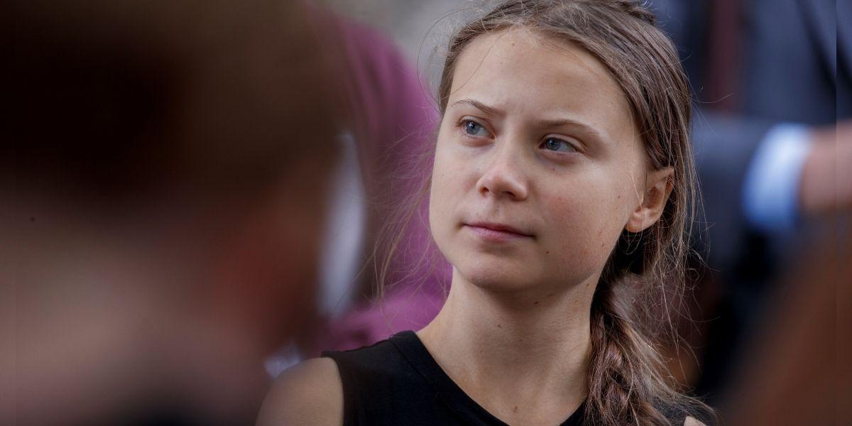 «30 años de bla, bla, bla»: Greta Thunberg criticó la tibieza de los líderes contra el cambio climático