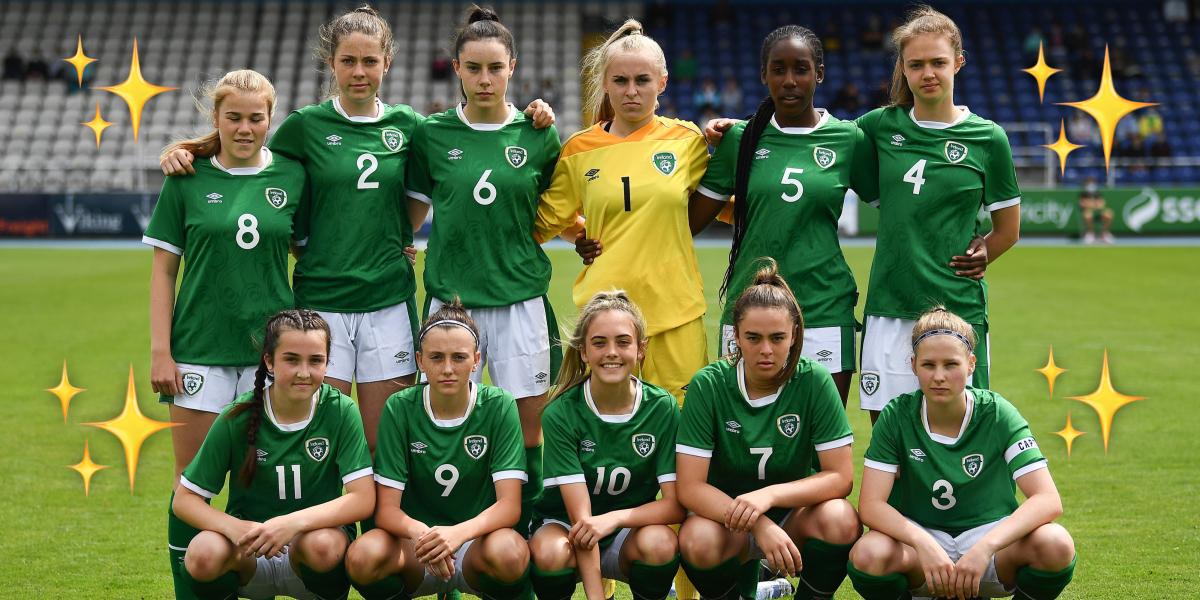 Las mujeres futbolistas de Irlanda ahora ganarán el mismo salario que los hombres
