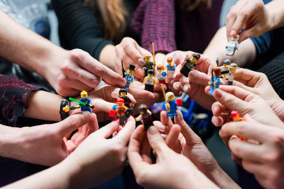 Lego eliminará el sesgo de género de todos sus juguetes