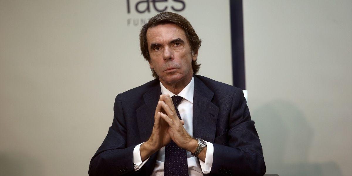 El presidente de México solicitó a España pedir perdón por la conquista y así respondió el expresidente Aznar