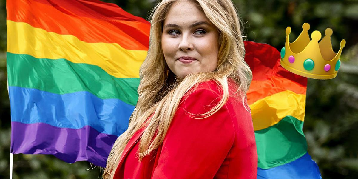 Casarse con una pareja del mismo sexo sin renunciar a la corona es posible para la monarquía holandesa